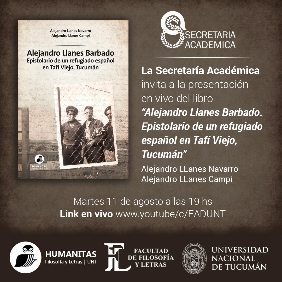 Placa presentación Libro Llanes Barbado
